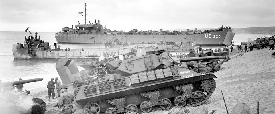 Exercise Tiger Torcross